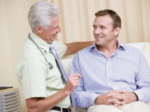 تشخیص التهاب پروستات