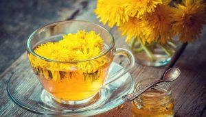 چای ریشه قاصدک مفید برای سنگ کلیه