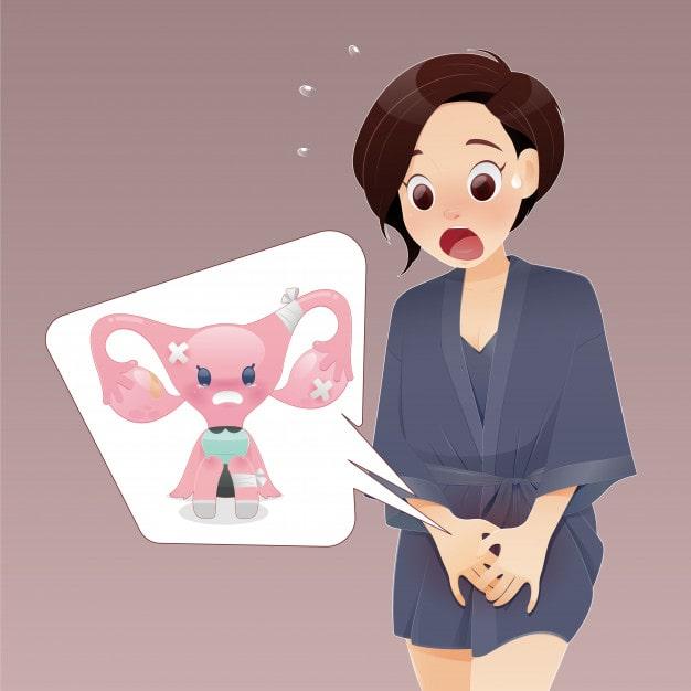 درمان خارش و سوزش واژن